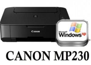 Canon MP230 Driver Windows XP 32-64bit Descarga Gratis