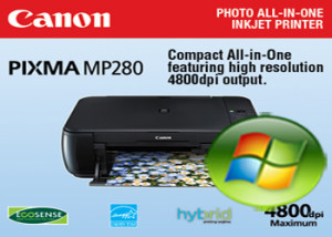 Descargar Canon MP280 Driver Windows Vista 32-64