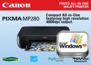 Canon MP280 Driver Windows XP 32-64 bit Gratis