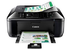 Canon PIXMA MX525 Driver de Impresora Gratis