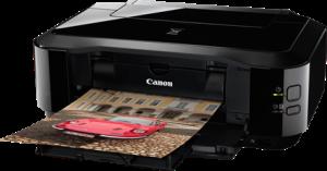 Canon PIXMA iP4950 Controlador de Impresora
