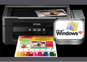 Controlador Epson l210 Windows XP 32 y 64bit