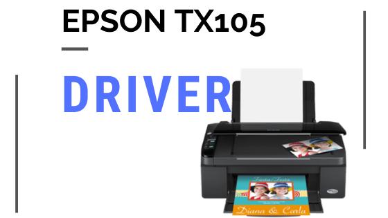 Descargar Driver Epson TX105