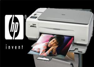 Gratis el Instalador de Driver Impresor HP deskjet f4280