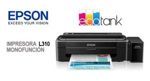 Descargar Epson L310 Driver Impresora Gratis