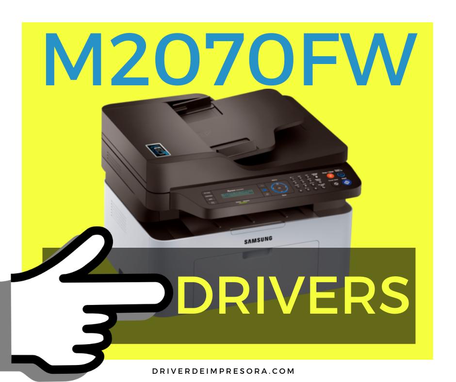 Descargar Gratis Programa de Instalacion Samsung M2070FW Driver