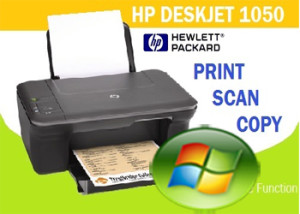 Descargar hp deskjet 1050 drivers Windows Vista 32-64bit