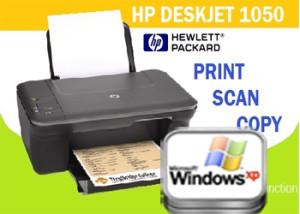 Descargar hp deskjet 1050 drivers Windows XP 32-64bit