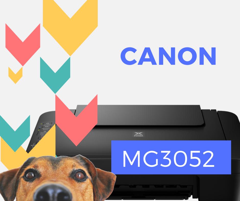 Descargar programa Canon MG3052 Driver de Impresora Gratis Controladores de Impresora
