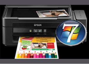 Instalador de Drivers Epson l210 Windows 7 32-64 bit