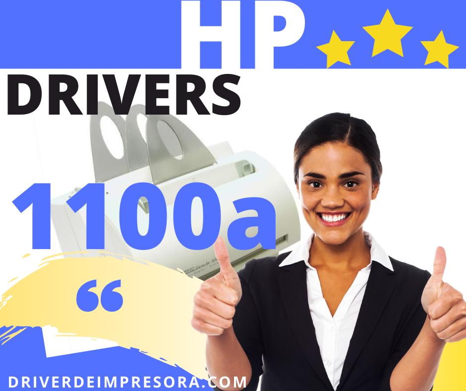 Descargar Hp Laserjet 1100 Driver Windows