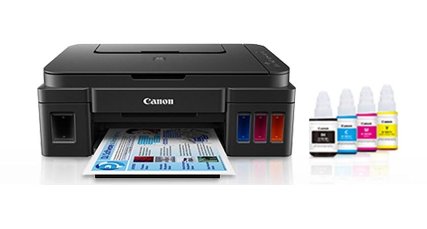 Impresor Canon G3100 con Tinta