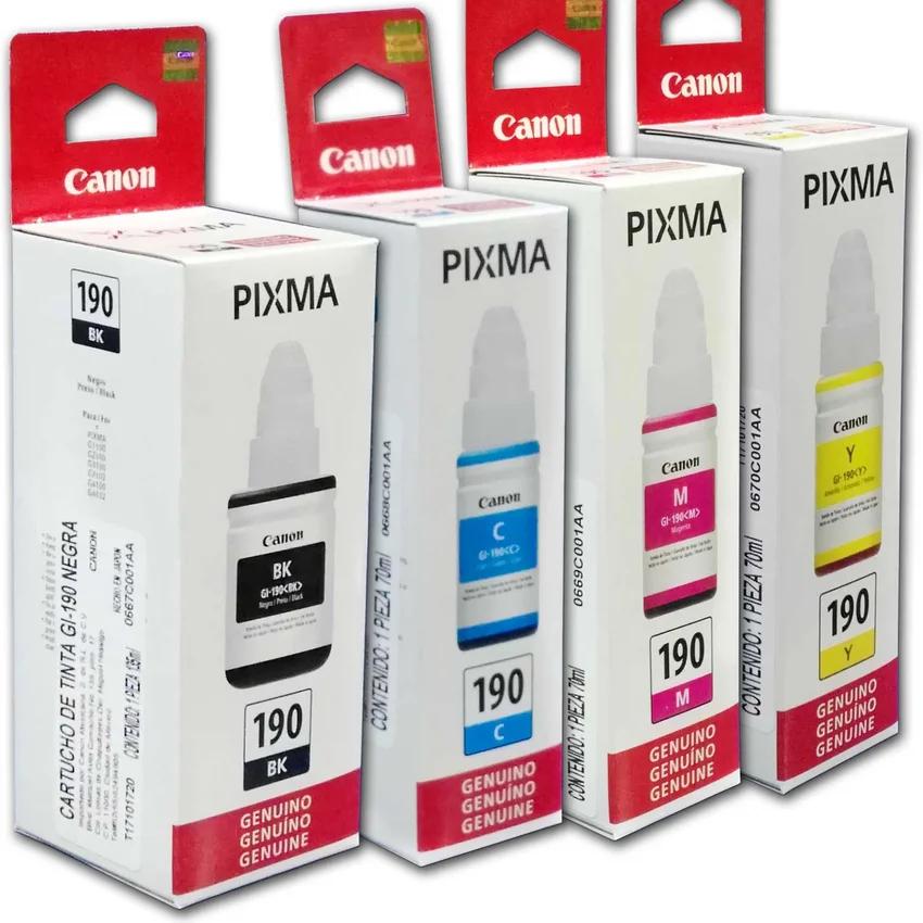 Aqui puedes comprar tinta para impresora canon g3110