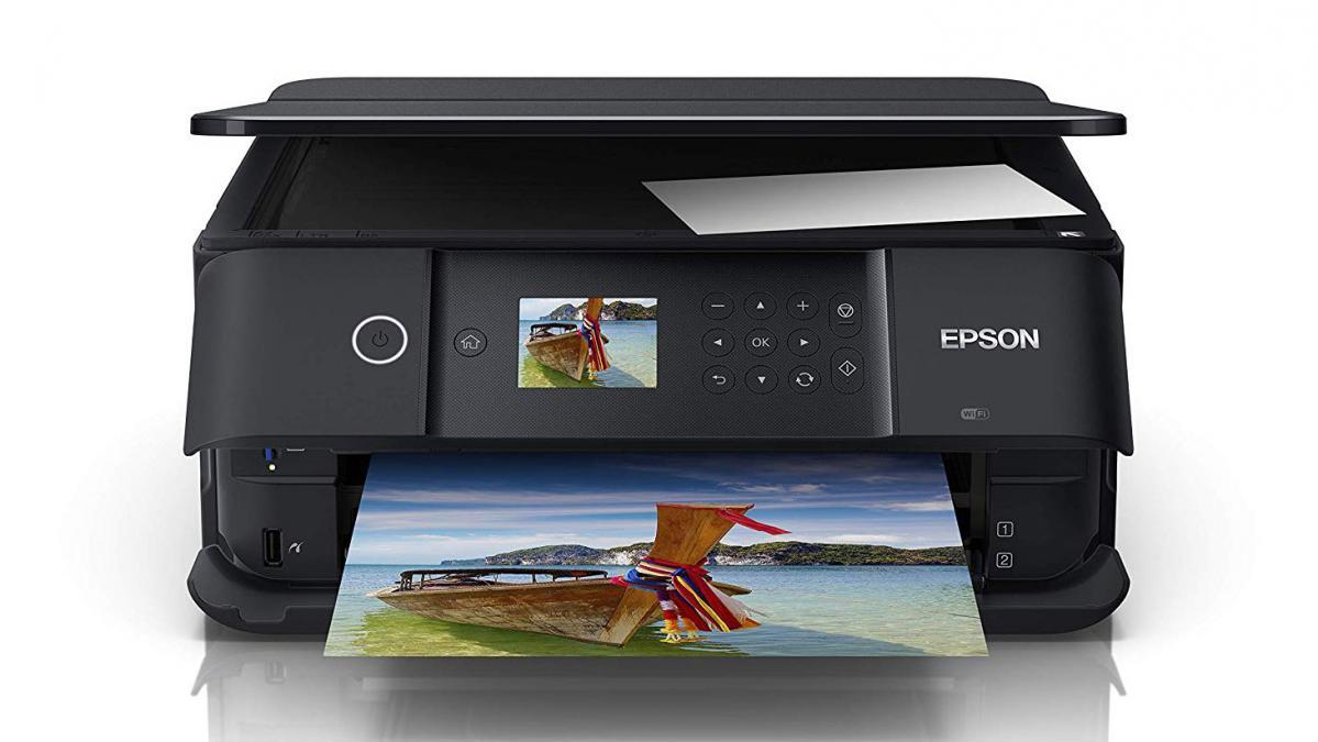 Instalar el Impresor Marca Epson !
